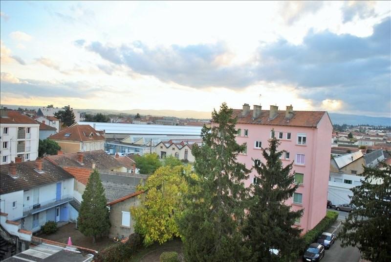 Vendita appartamento Roanne 55000€ - Fotografia 1