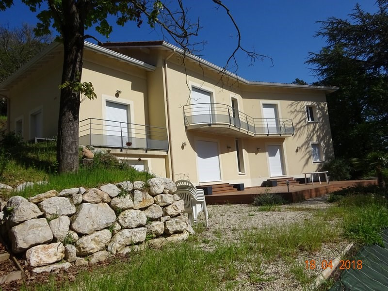 Sale house / villa St vallier 526 316€ - Picture 1