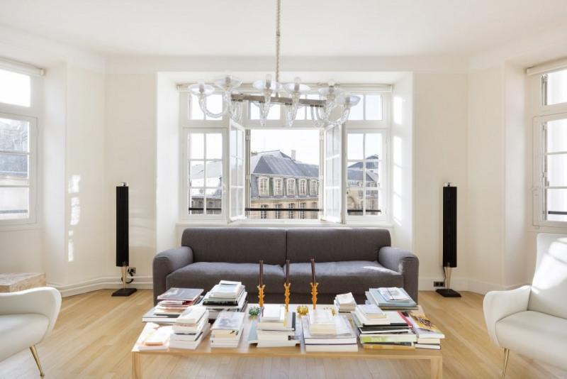 Verkauf von luxusobjekt wohnung Paris 3ème 2200000€ - Fotografie 2