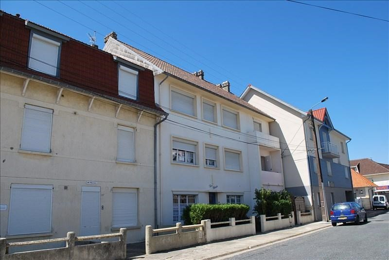 Sale apartment Quend-plage 69 500€ - Picture 1