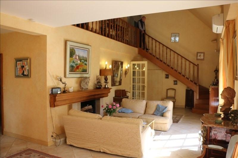 Sale house / villa Crespieres 645000€ - Picture 3