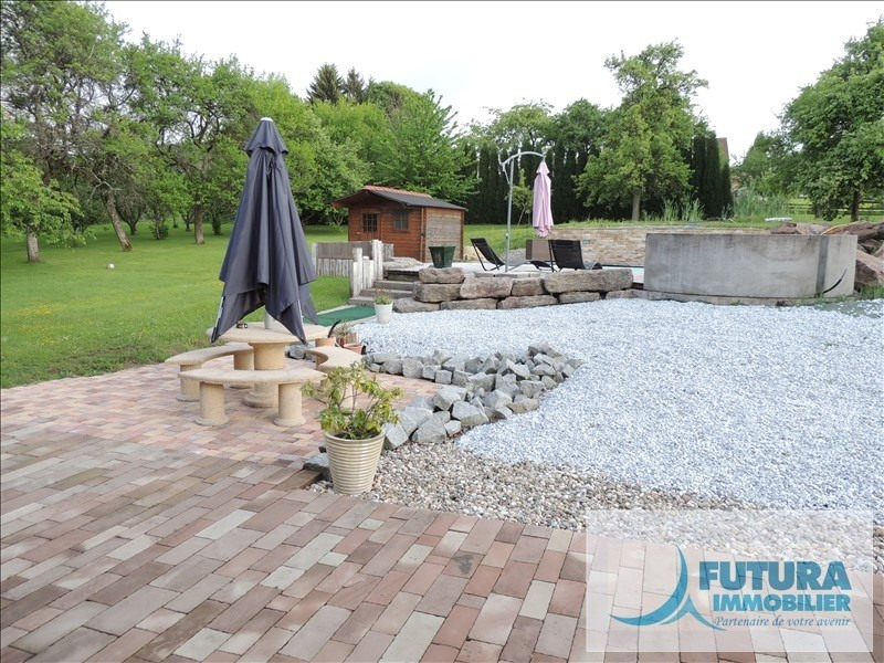 Vente maison / villa Montbronn 339000€ - Photo 3