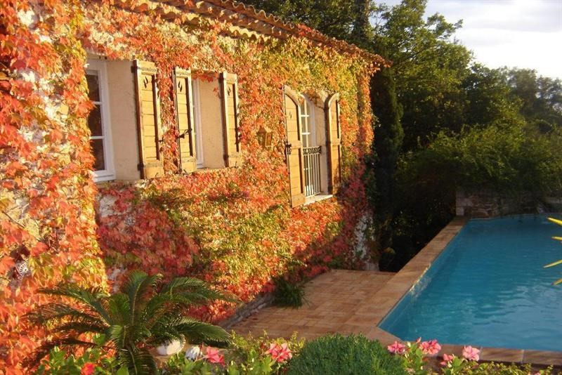 Deluxe sale house / villa Super cannes 4950000€ - Picture 1