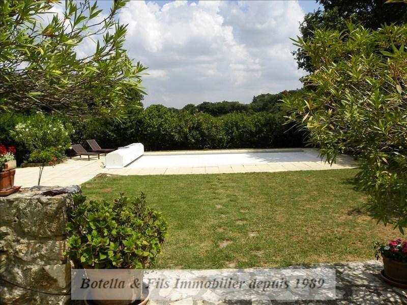 Venta de prestigio  casa Uzes 640000€ - Fotografía 8