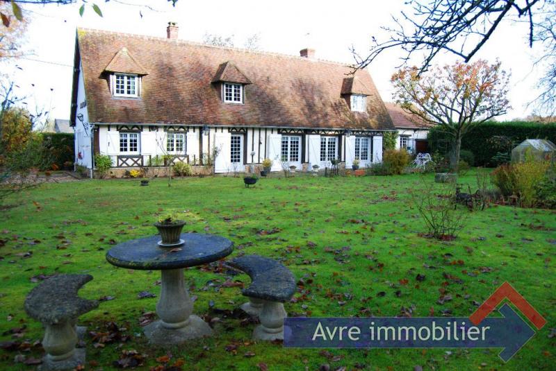 Sale house / villa Verneuil d'avre et d'iton 211000€ - Picture 1