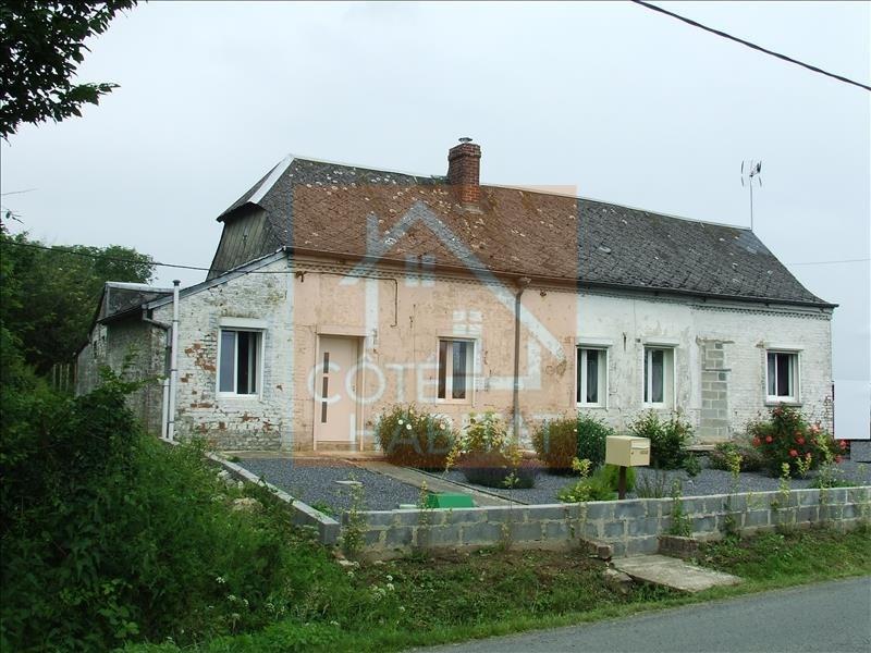 Sale house / villa Cartignies 115000€ - Picture 1