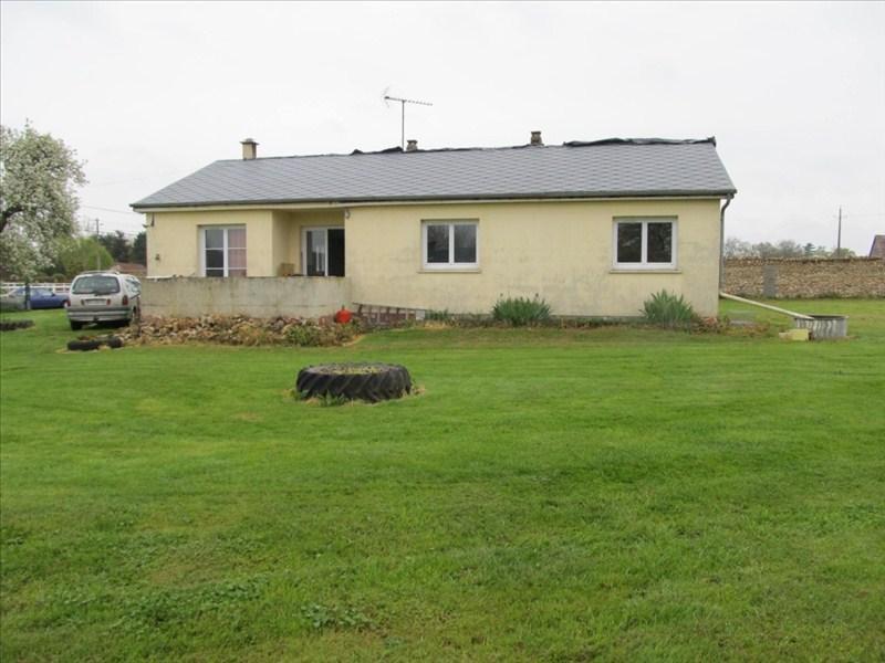 Vente maison / villa Conches en ouche 91000€ - Photo 1