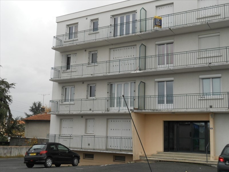 Vente appartement Niort 90 950€ - Photo 1