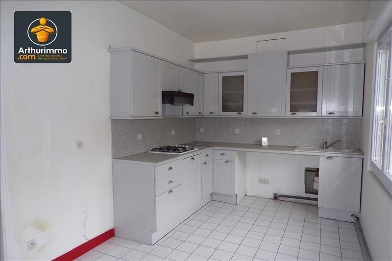 Vente maison / villa Fecamp 109600€ - Photo 3