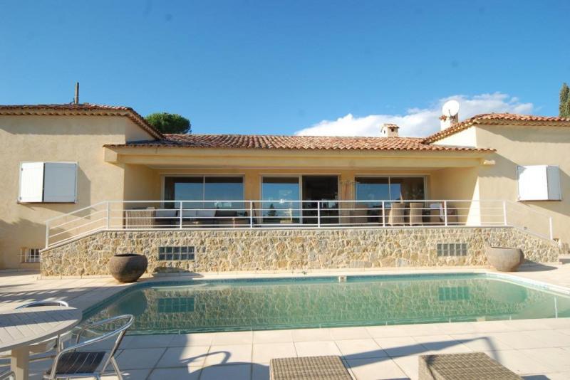 Immobile residenziali di prestigio casa Vallauris 1700000€ - Fotografia 3