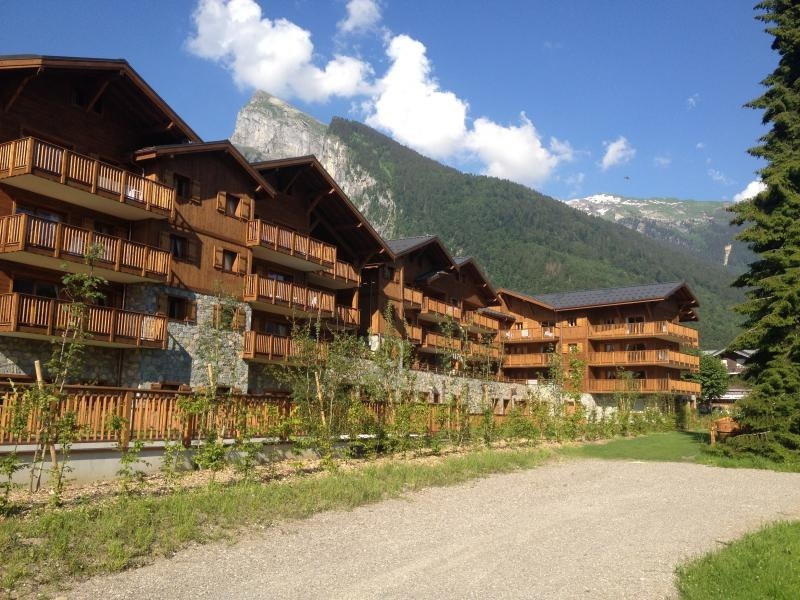 Vente de prestige appartement Samoens 325 000€ - Photo 6