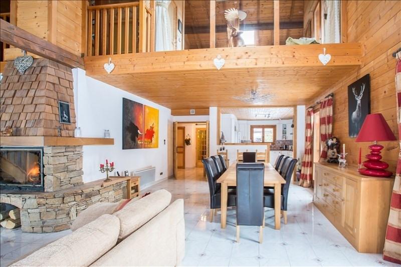 Immobile residenziali di prestigio casa La cote d arbroz 757000€ - Fotografia 1