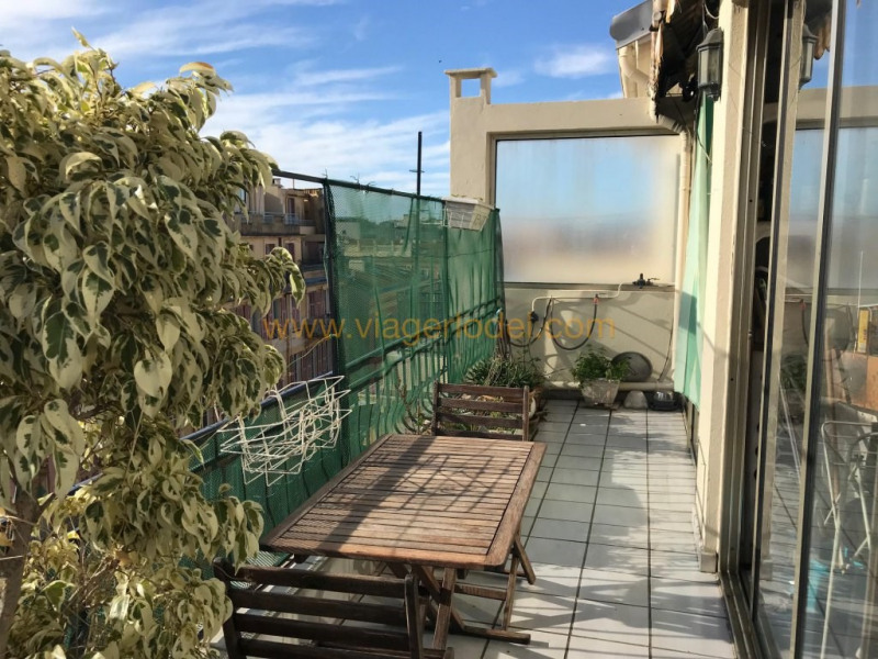 Viager appartement Nice 104 000€ - Photo 1