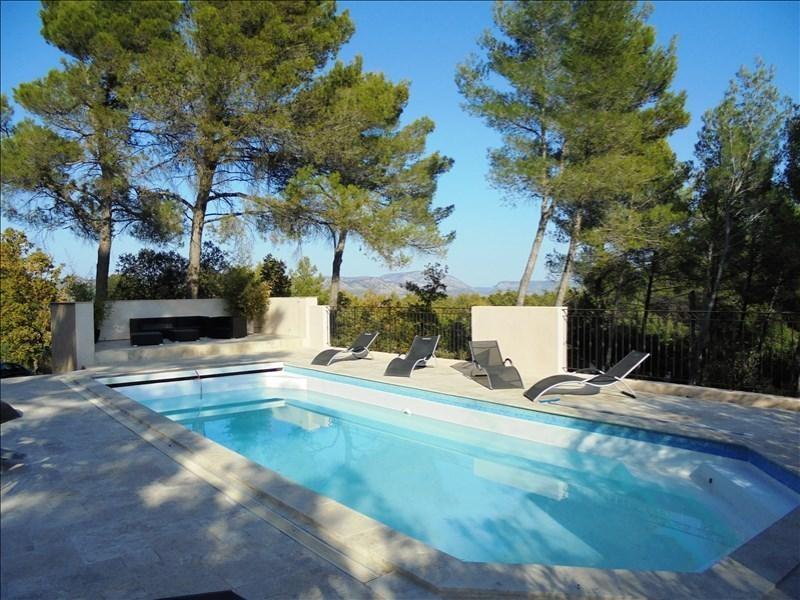 Verkoop van prestige  huis Peyrolles 748000€ - Foto 2