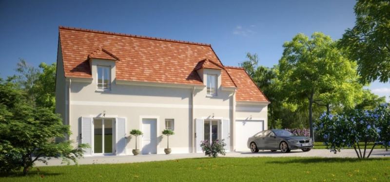 Maison  5 pièces + Terrain 300 m² Silly-le-Long par MAISONS PIERRE