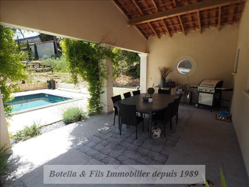 Vente de prestige maison / villa St paulet de caisson 480000€ - Photo 2
