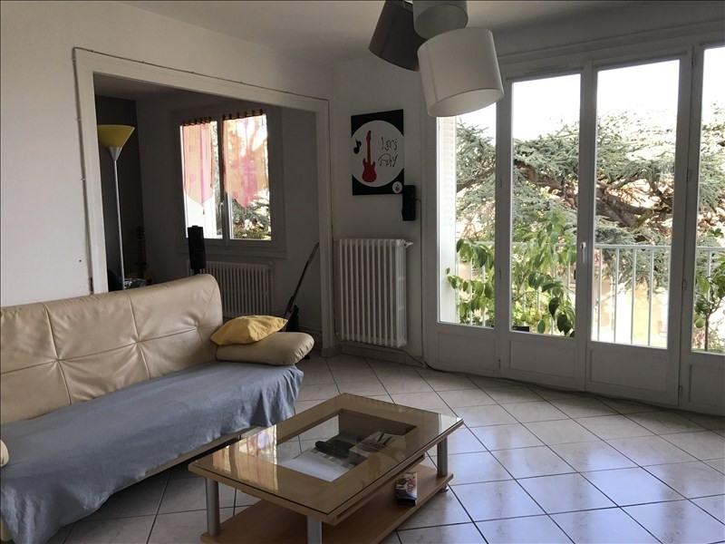 Sale apartment Roanne 81000€ - Picture 3