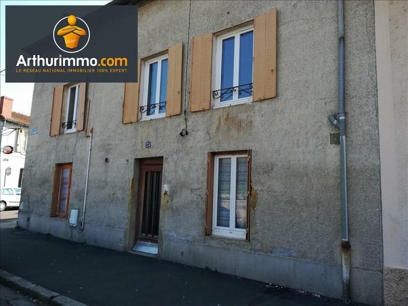 Vente maison / villa Roanne 60000€ - Photo 1