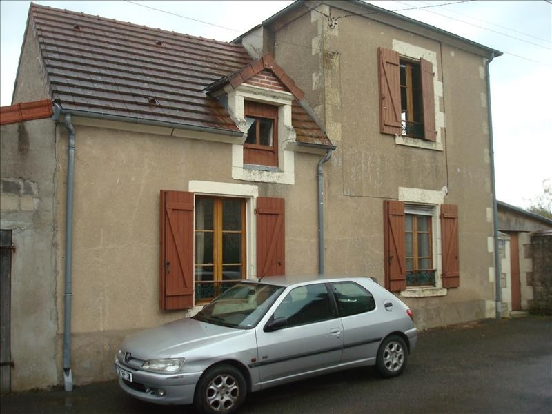 Sale house / villa Guerigny 59 000€ - Picture 1