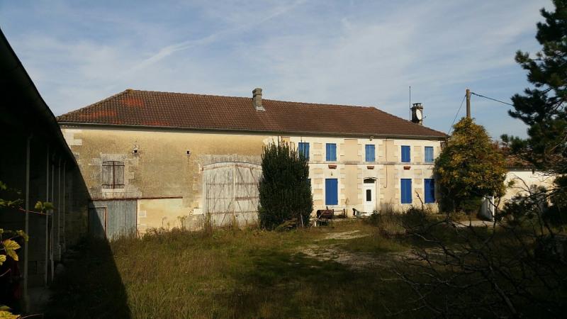 Vente maison / villa St germain de vibrac 150000€ - Photo 1