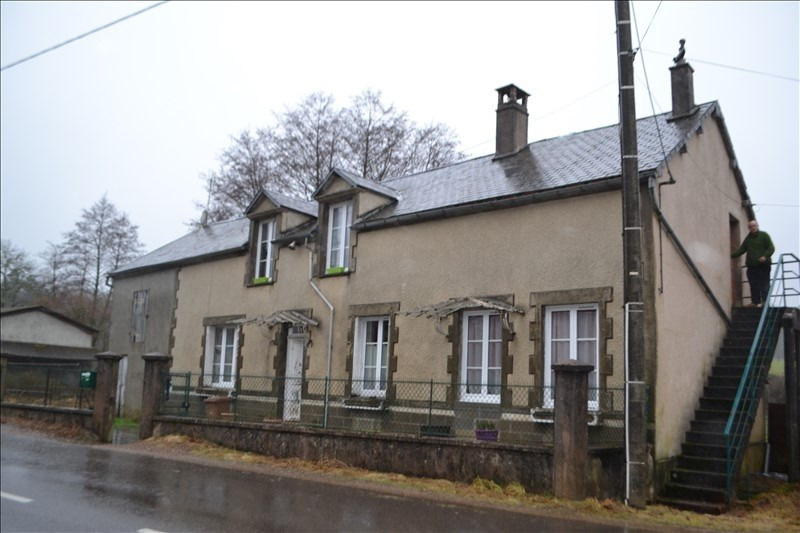 Sale house / villa Dun les places 48 000€ - Picture 1