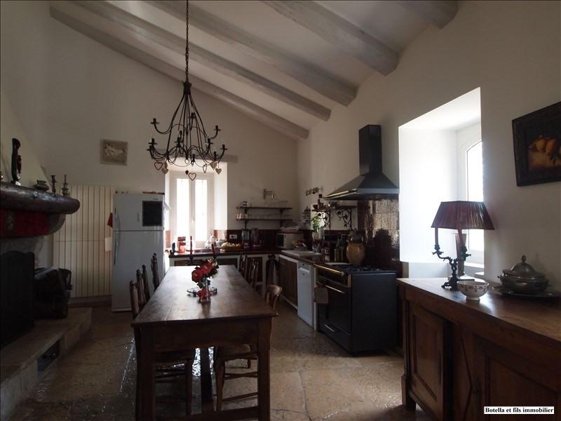 Deluxe sale house / villa Uzes 795000€ - Picture 2