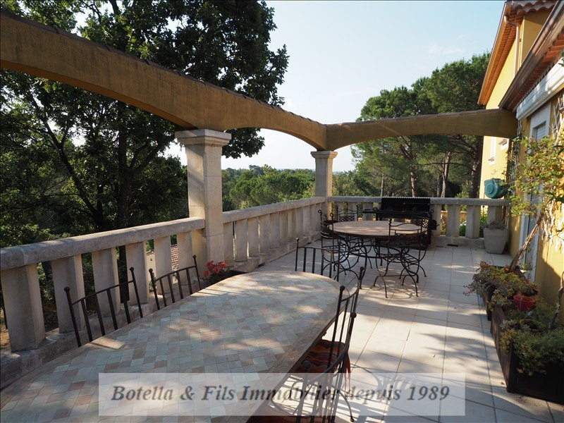 Vente maison / villa St victor la coste 388000€ - Photo 5