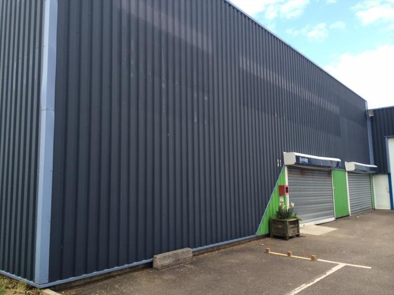 Location Local d'activités / Entrepôt Nancy 0