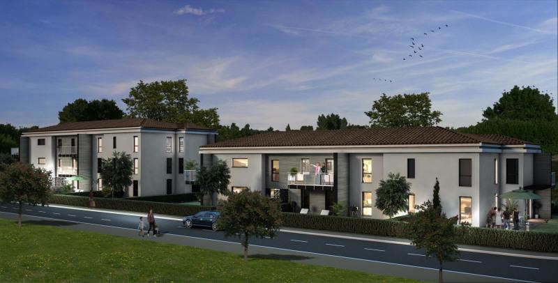 Verkoop nieuw  woningen op tekening Roche-la-molière  - Foto 2