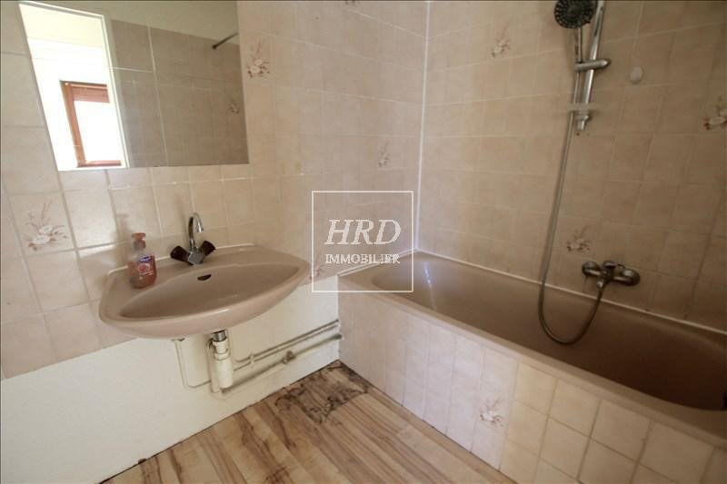 Investment property apartment Strasbourg 98 500€ - Picture 4