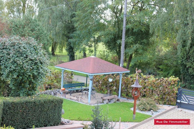 Vente maison / villa Kutzenhausen 416000€ - Photo 9