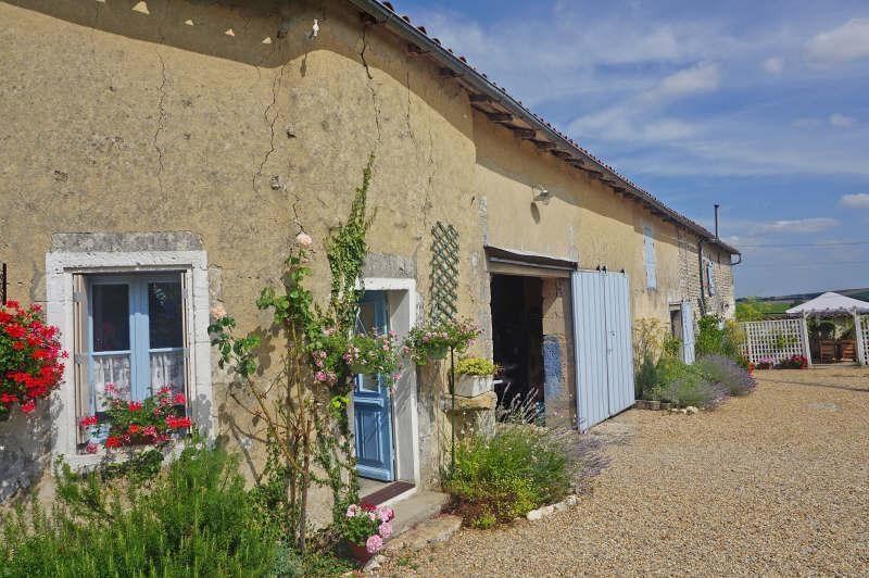Vente maison / villa Auge 156000€ - Photo 2