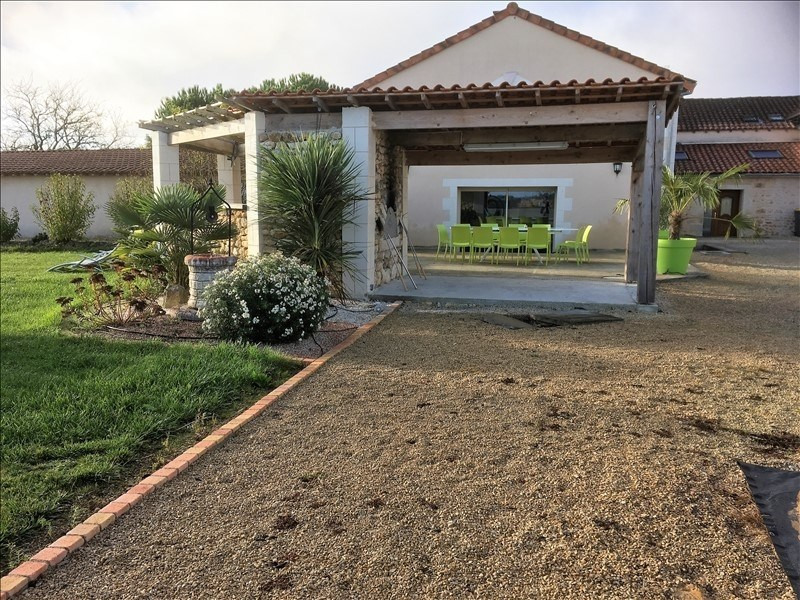 Vente maison / villa Lavoux 297000€ - Photo 1