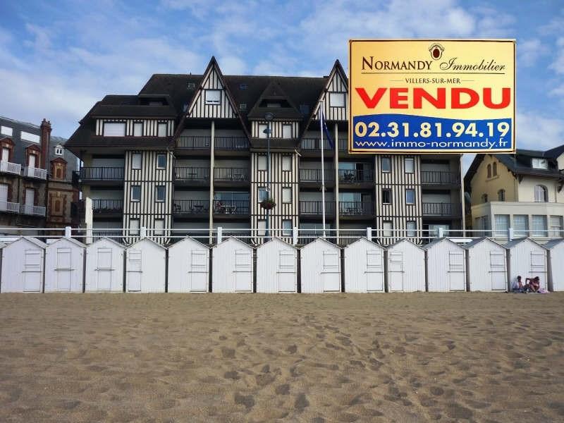 Vente de prestige appartement Villers sur mer 499000€ - Photo 1