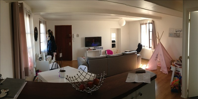 Rental apartment Varreddes 664€ CC - Picture 1