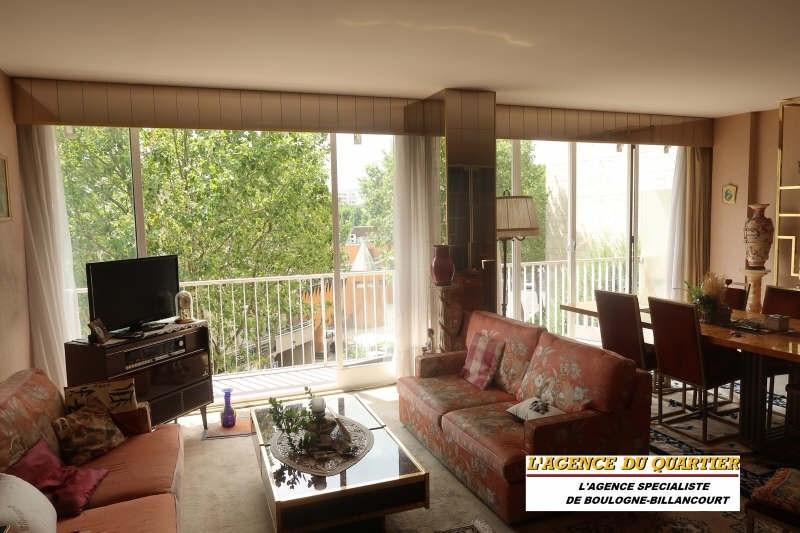 Venta  apartamento Boulogne billancourt 660000€ - Fotografía 3
