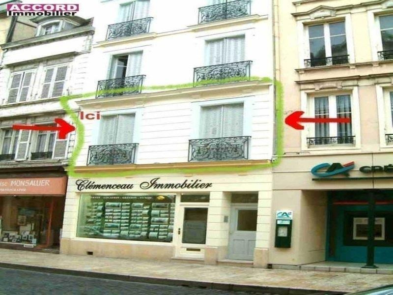 Rental apartment Troyes 465€ CC - Picture 1