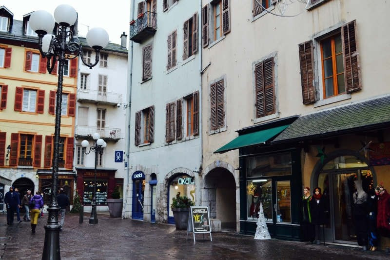 Location appartement Chambery 450€ CC - Photo 4