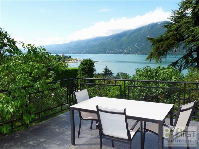 Vente de prestige maison / villa Brison st innocent 649000€ - Photo 2