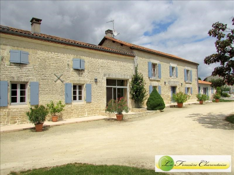Vente maison / villa Besse 353000€ - Photo 1