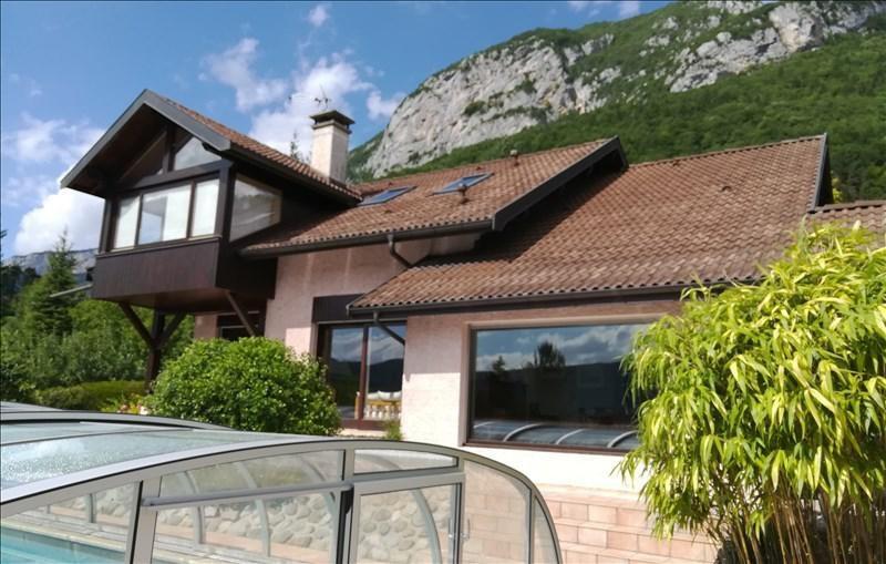 Vente de prestige maison / villa Veyrier du lac 1310000€ - Photo 1