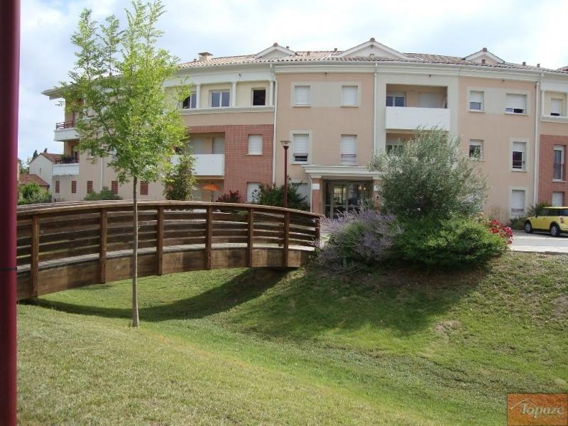 Vente appartement Pechabou 170000€ - Photo 1