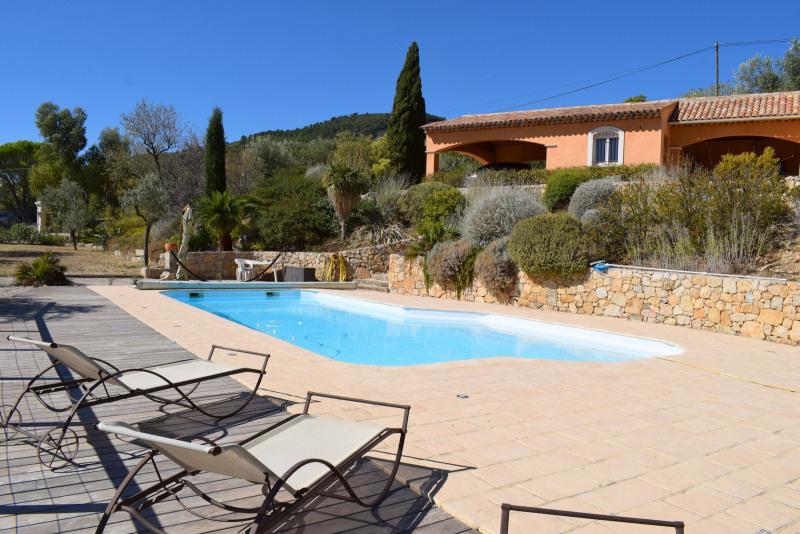 Vente de prestige maison / villa Seillans 750000€ - Photo 5