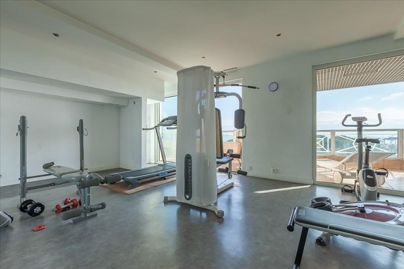 Revenda residencial de prestígio apartamento Le golfe juan 495000€ - Fotografia 9