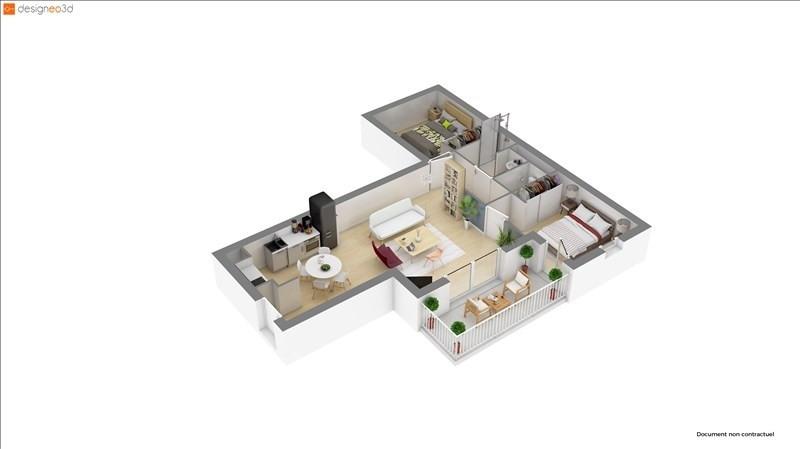 Vente appartement Batz sur mer 156000€ - Photo 1
