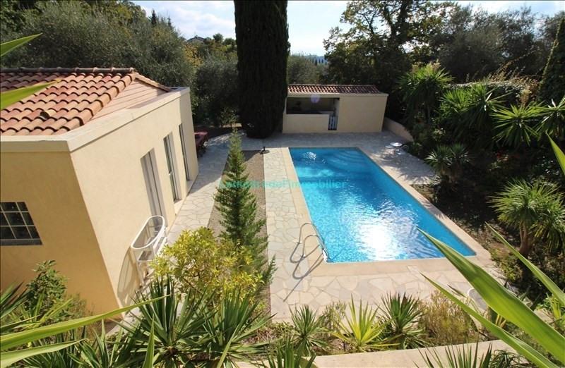 Vente maison / villa Peymeinade 550000€ - Photo 3
