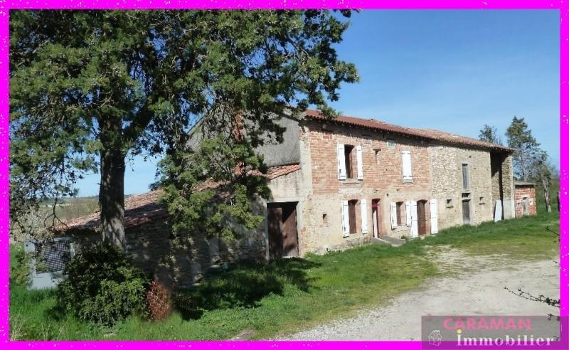 Vente maison / villa Caraman  secteur 255000€ - Photo 1