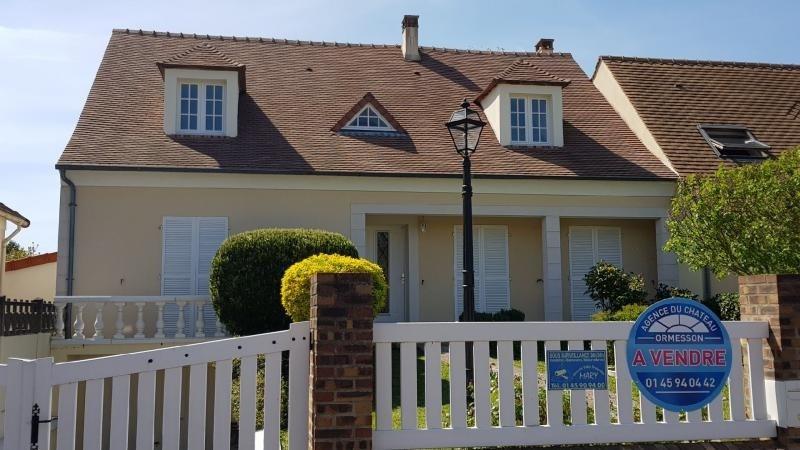 Sale house / villa Noiseau 532000€ - Picture 11