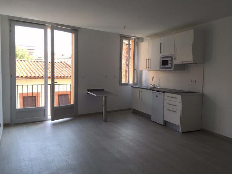 Rental apartment Toulouse 528€ CC - Picture 2