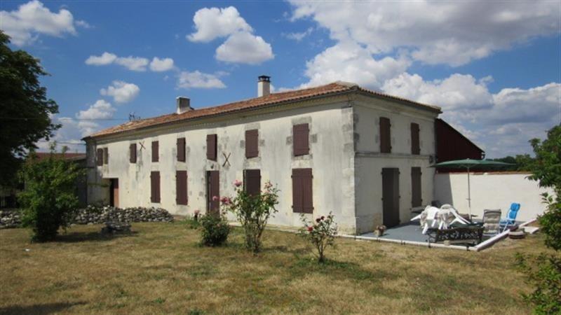 Sale house / villa Saint-denis-du-pin 127500€ - Picture 1